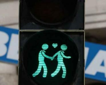 Ausrtria's new gay street lights